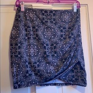 Charlotte Russe bodycon style skirt size M